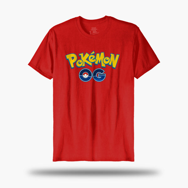 Pokemon OG Tee ( Pokemon Inspired)
