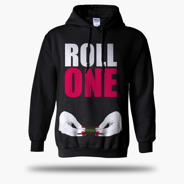 Roll One Sweatshirt w/ Hood & Pocket
