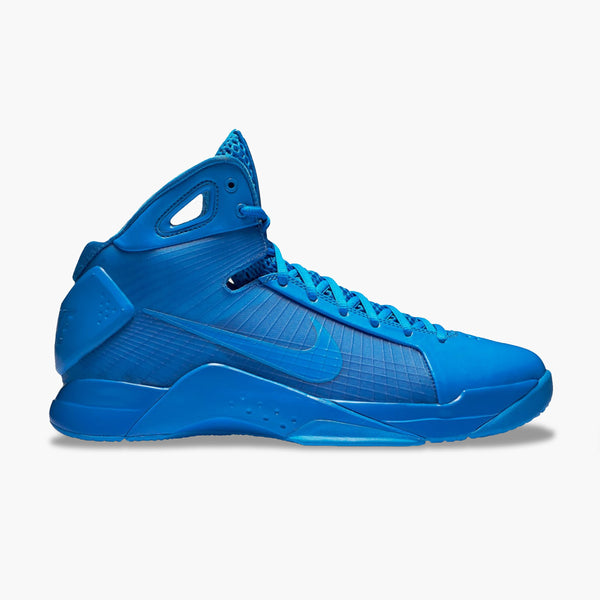 Nike Hyperdunk '08 Triple Blue High Top Basketball Shoe