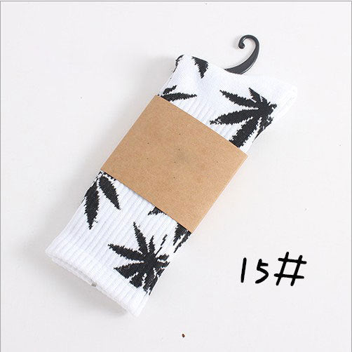 Weed Socks High Quality Cannabis Socks For Men And Women Winter