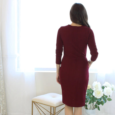 Abigail -  3/4 Sleeve Dress
