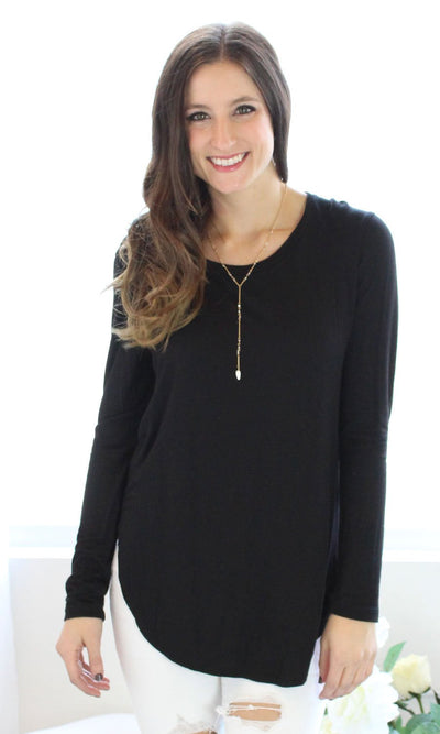 Jane - Long Sleeve Top
