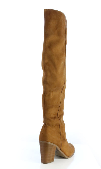 Women's Heeled Boot - Smith & Angie Boutique