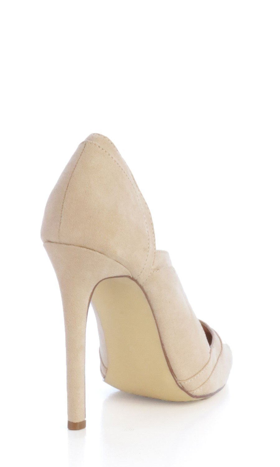 Jessica - Suede Pumps