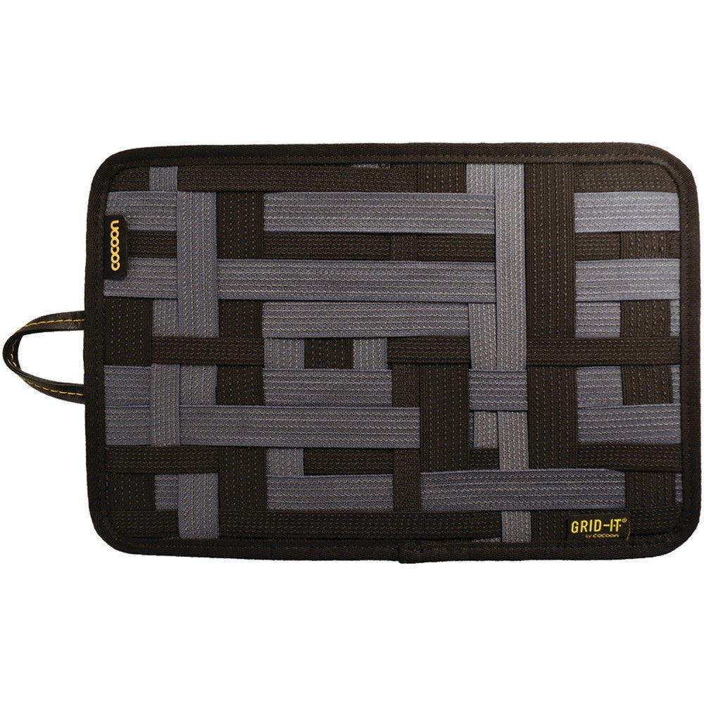 "Cocoon 12"" Grid-it! With Accessory Organizer Pocket (black)"