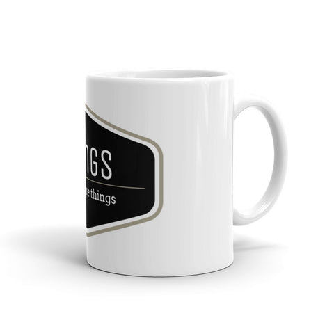 Things and More Things Mug