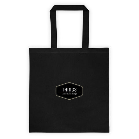 Things and More Things Tote bag