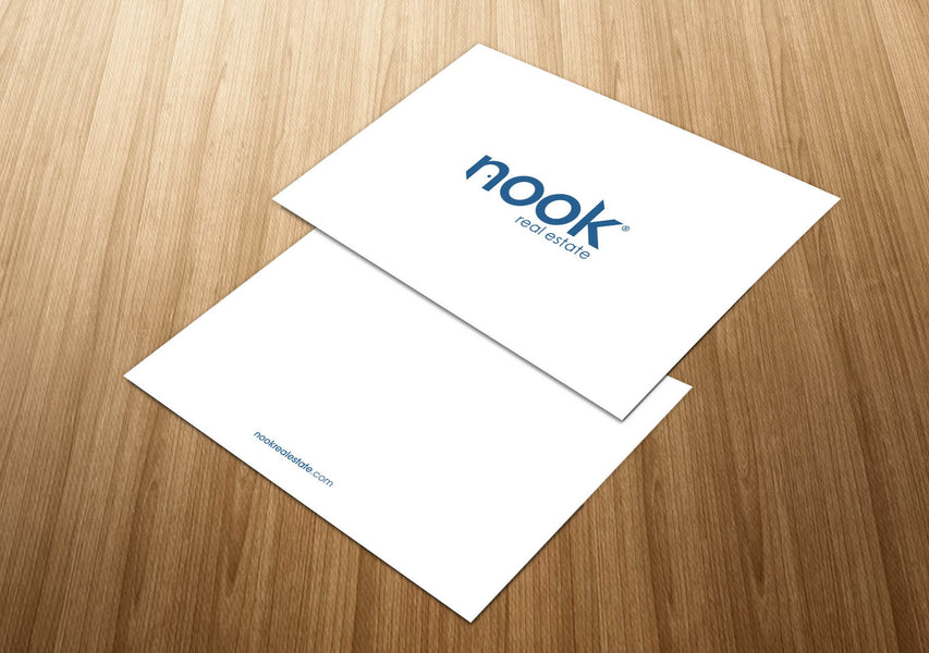 Note Card & Thank You Card Products Added