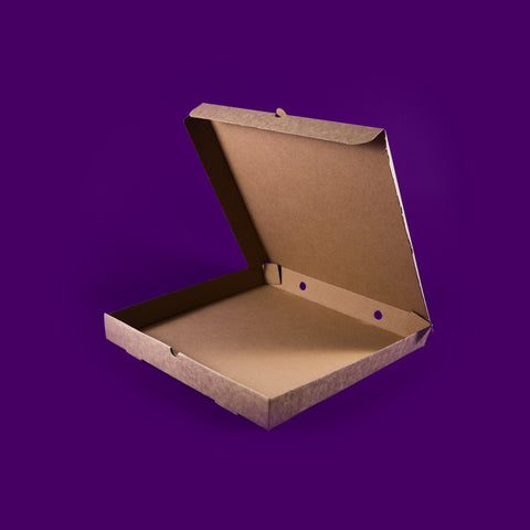 "Kraft 14"" Pizza Boxes (plain)"