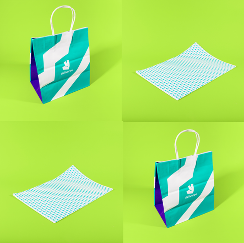 Branded Bags and Wraps Combo
