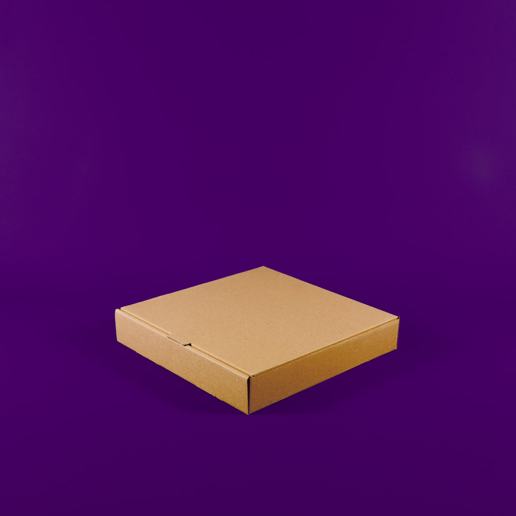 "Kraft 10"" Pizza Boxes (plain)"