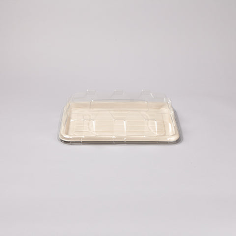 Medium Bagasse Platter Lid