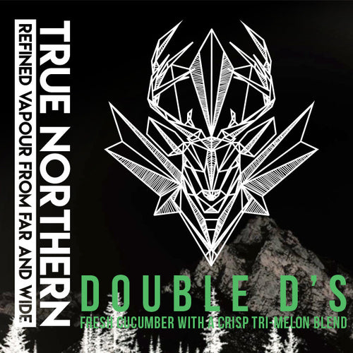 True Northern Double D's E-Juice E-Liquid Vape Distribution Wholesale Calgary Alberta Canada