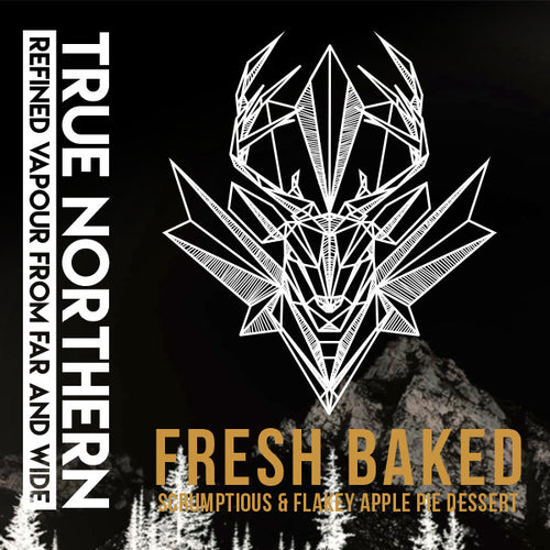 Fresh Baked True Northern E-Juice E-Liquid Vape Distribution Wholesale Calgary Alberta Canada