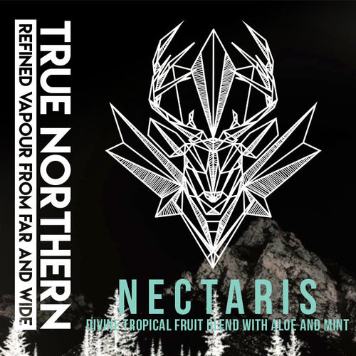 Nectaris True Northern E-Juice E-Liquid Vape Wholesale Distribution Calgary Alberta Canada