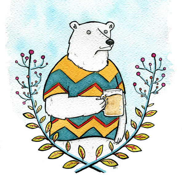 Drinking Bears: Polar Bear Brew