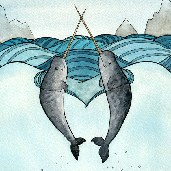 Narwhal Love