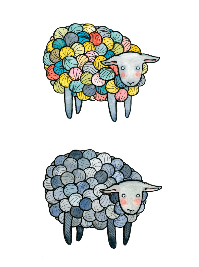 Yarn Sheep