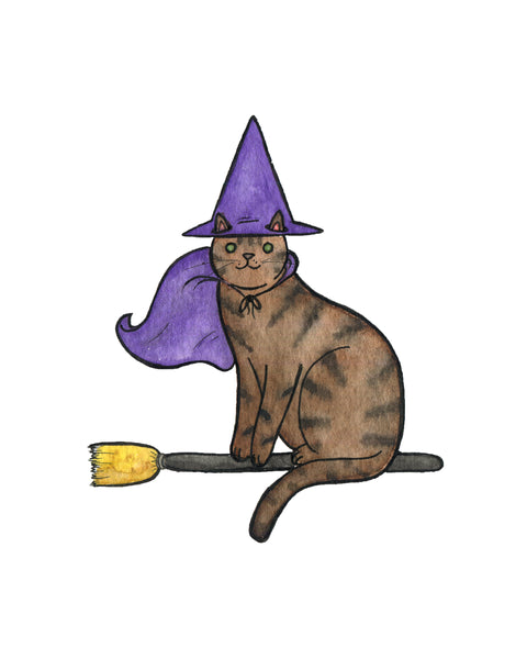 Witch Cat