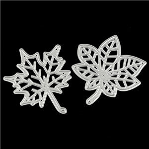 Suajes hoja de maple