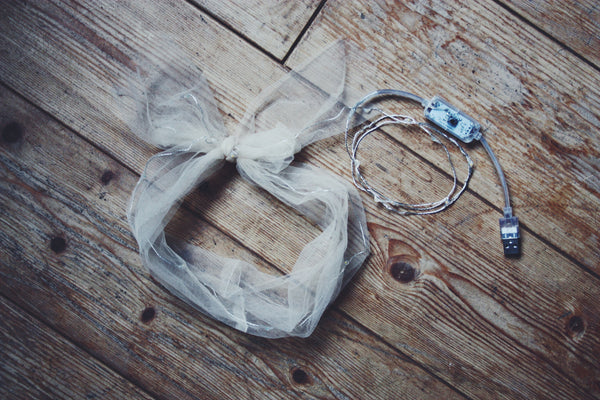DIY - Fairystring Headband
