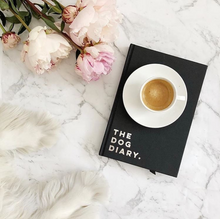 The Dog Diary 2019. Luxe hard cover A5 diary for dog lovers