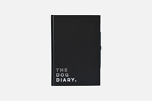 The Dog Diary 2018 - Luxe hard cover A5 diary for dog lovers