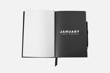 The Dog Diary 2018 (inner pages). Luxe hard cover A5 diary for dog lovers