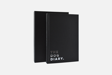 The Dog Diary 2018 with custom box - Luxe hard cover A5 diary for dog lovers