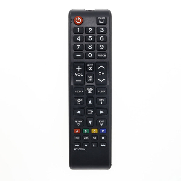 Generic Remote Control for SAMSUNG TV HG40ND677DFXZA HG40ND678 HG40ND678DF