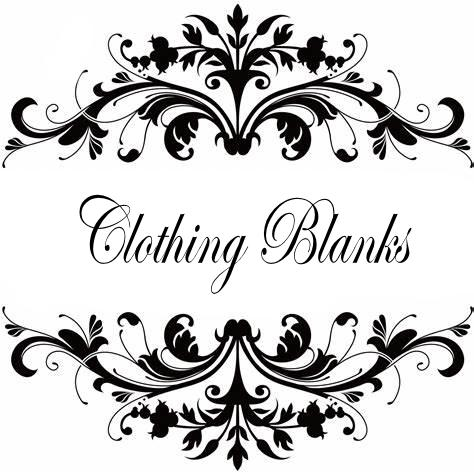 Clothing Blanks