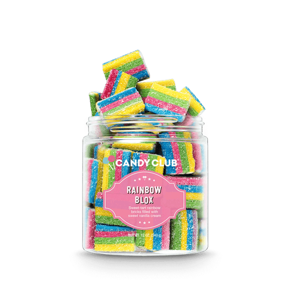 Rainbow Blox Candy