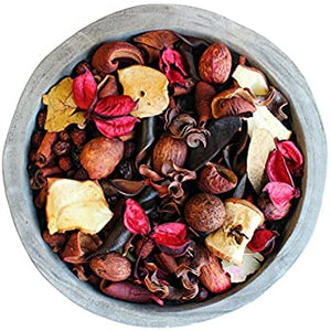APPLE JACK & PEEL POTPOURRI by Claire Burke