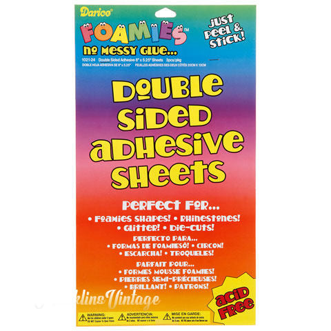 Double Sided Adhesive Sheets