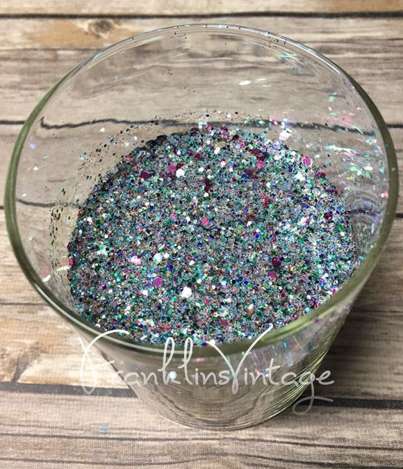 Kaleidoscope Custom Mixed Glitter 1.5 ounce