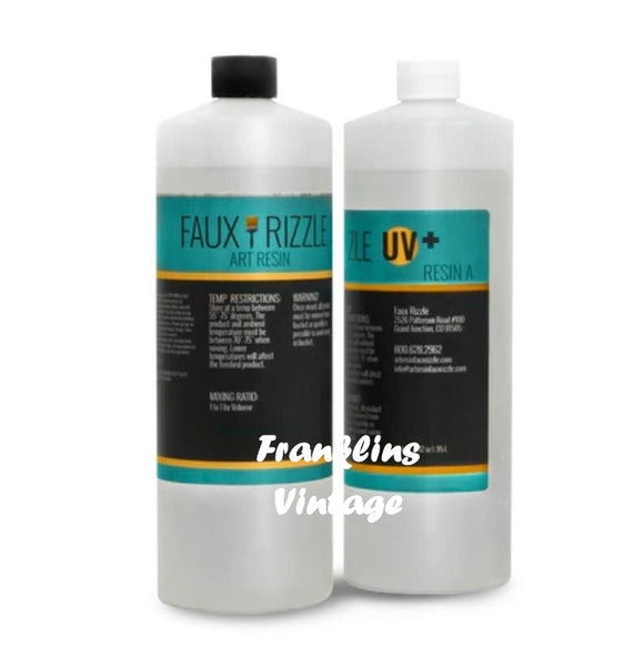 Faux Rizzle Epoxy 2 Quart Set