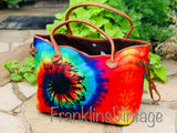 Sunflower Pattern Oversize Travel Bags - 4 styles to choose from