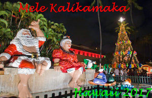 Mele Kalikimaka Give the Gift of Hawaiian Christmas with Jandals
