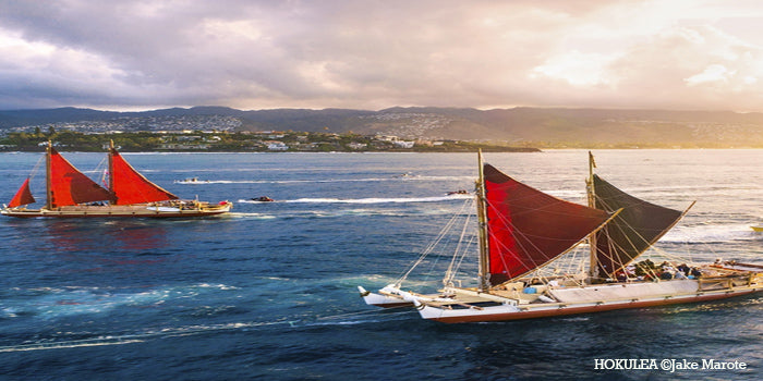 Polynesian Voyaging Society Hawaii Homecoming