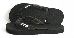 Locals Flip Flops Rubber Slippers with Clear Straps- AlohaShoes.com