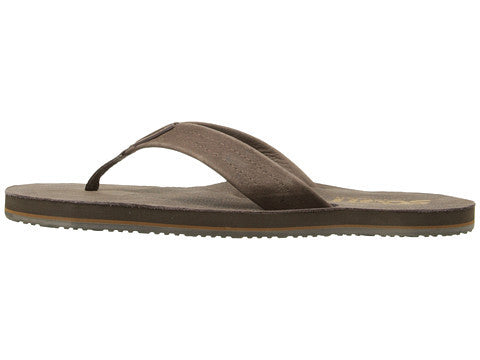 Scott Leahi Premier Leather Vintage Sandals |  Layered Arched Support - AlohaShoes.com