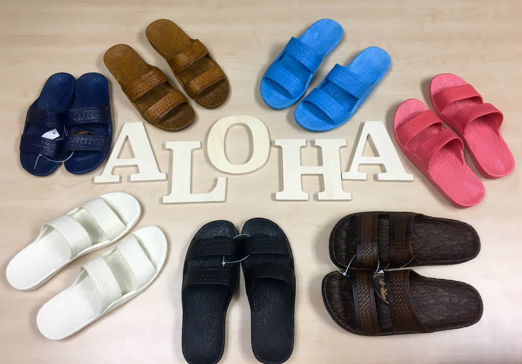 ce170271b Pali Hawaii Sandals Eight Jandel Colors Jesus Sandals - AlohaShoes.com