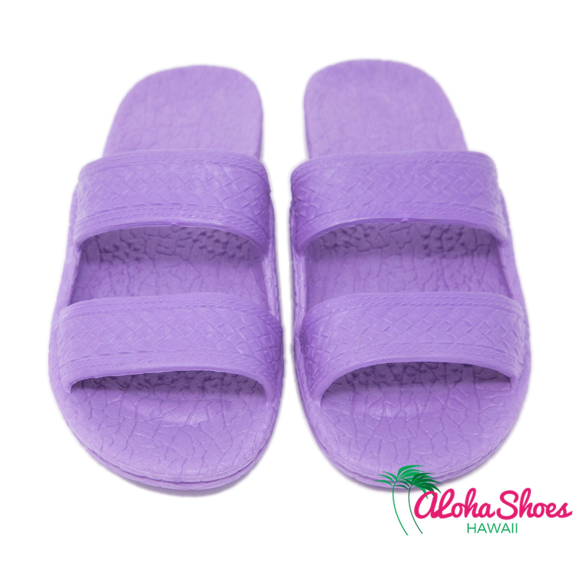 56650677e4ec Jandals Hawaiian Pali Hawaii Purple Sandals - AlohaShoes.com