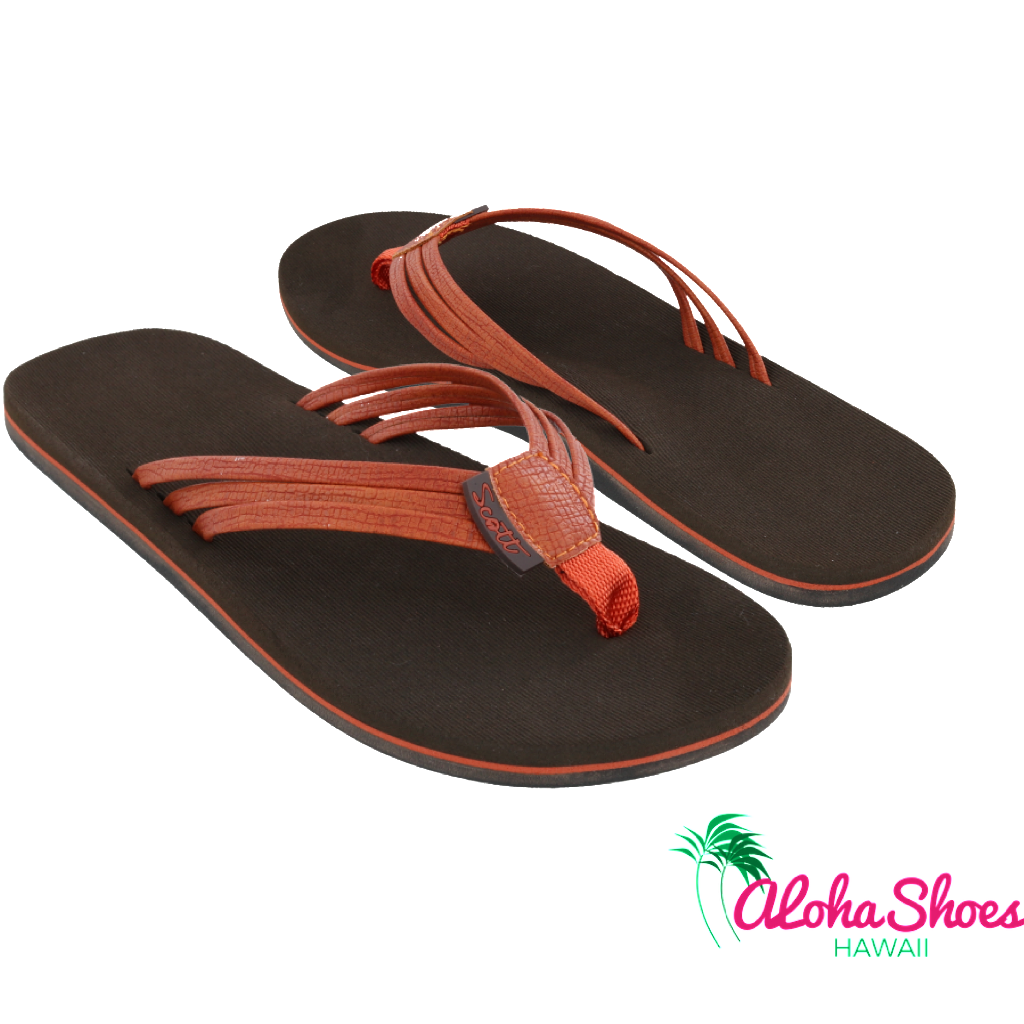 Scott Hawaii Women's Haiku Sandal - AlohaShoes.com