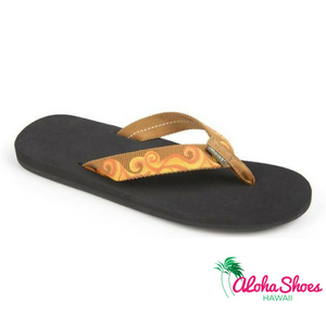 Scott Hawaii Women's Haulana Flip Flops - Dusk - Alohashoes.com