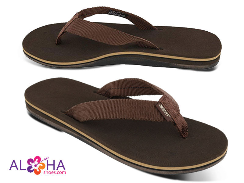 Womens Scott Holu Slippers with Non-Slip Straps AlohaShoes.com