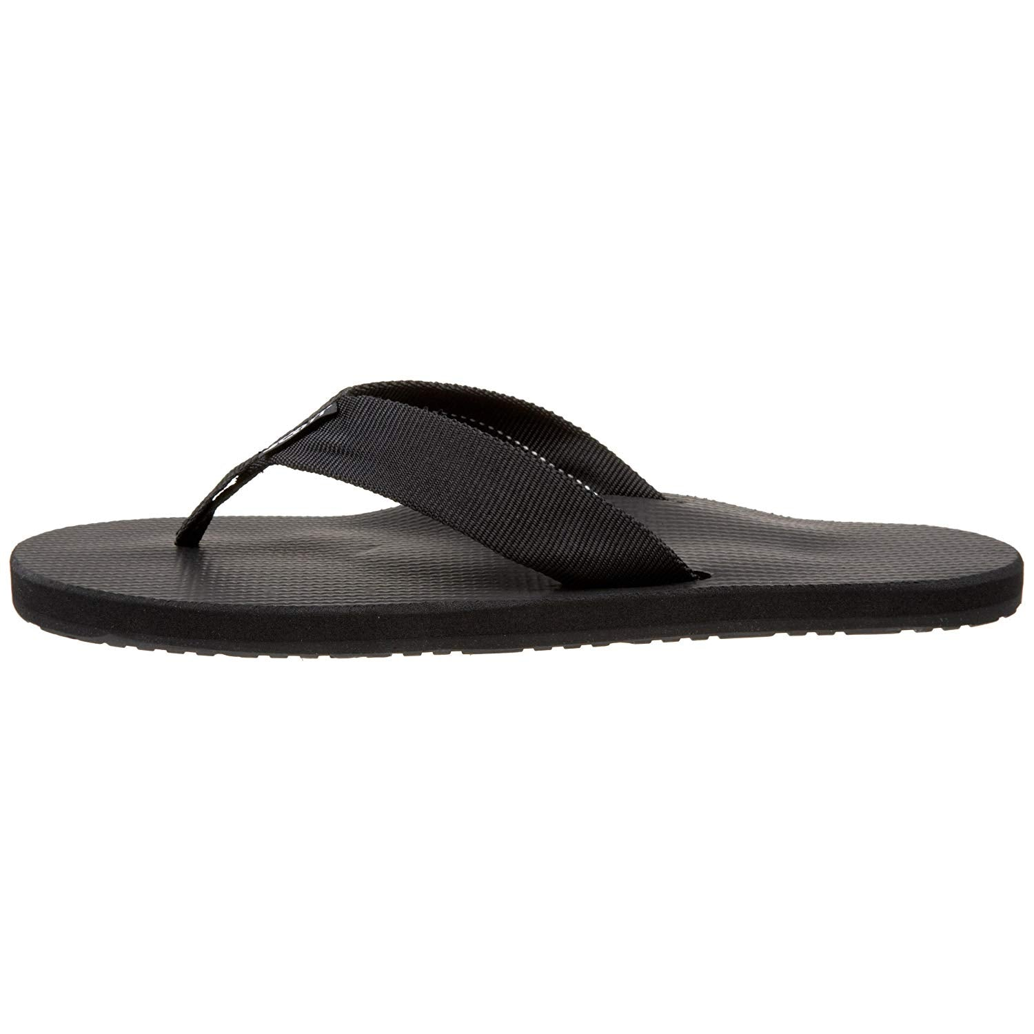 Scott Men's Haleiwa Sandals Black Flexible Strap - AlohaShoes.com