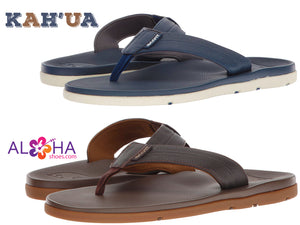 Scott Hawaii Leather Kahua Sandals (2 Colors)- AlohaShoes.com