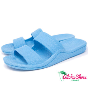 Sky Blue Pali Hawaii Sandals