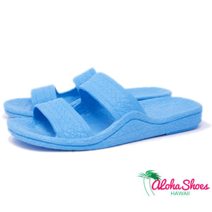 Jandals from Hawaii in Blue at Aloha Shoes